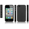 SGP iPhone 4 Case Neo Hybrid Color Series Soul Black (SGP07046)